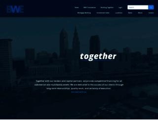 bwe.com screenshot