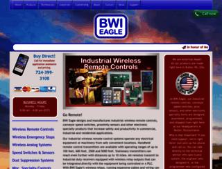 bwieagle.com screenshot