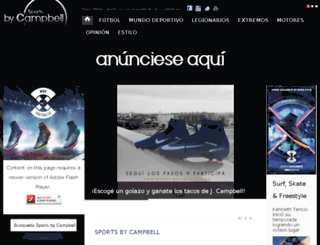 bycampbell.com screenshot