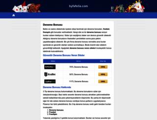 byfafella.com screenshot