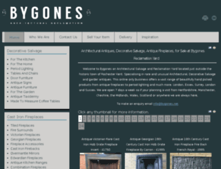 bygones.net screenshot
