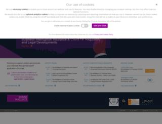 byrnewallace.com screenshot