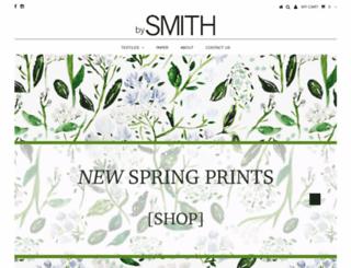 bysmithcollection.com screenshot
