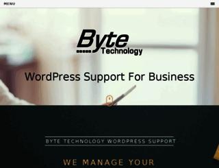 byte-technology.net screenshot