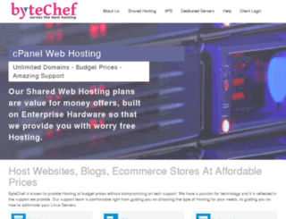 bytechef.com screenshot