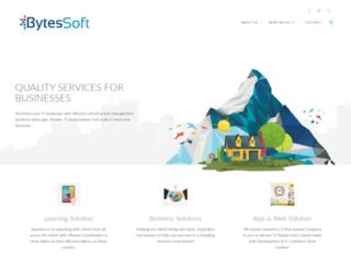 bytessoft.com screenshot