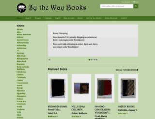 bythewaybooks.com screenshot