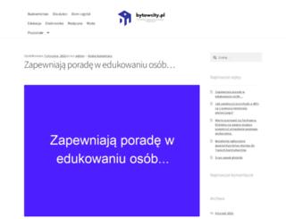 bytowcity.pl screenshot