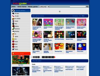 bz-en.zazagame.com screenshot
