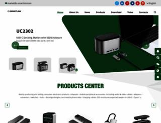 c-smartlink.com screenshot