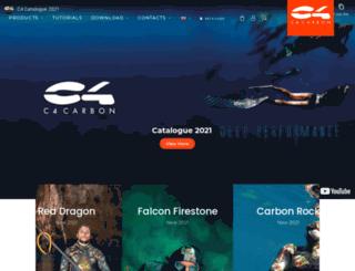 c4carbon.com screenshot