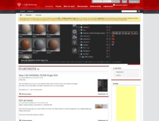 c4dnetwork.com screenshot