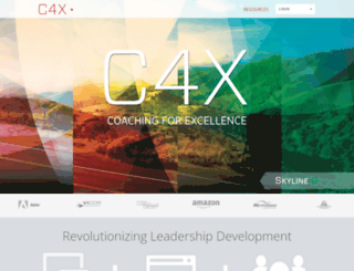 c4x.com screenshot