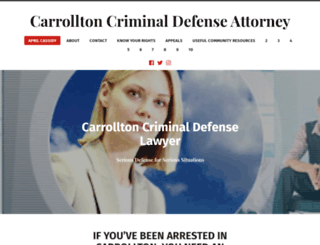 ca-criminal-defense-lawyer.com screenshot