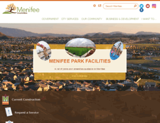 ca-menifee2.civicplus.com screenshot