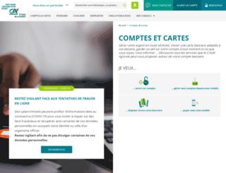 ca-mozaic.com screenshot