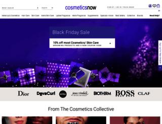 ca.cosmeticsnow.com screenshot