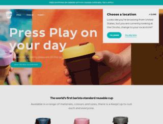 ca.keepcup.com screenshot