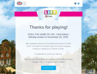 caagol.com screenshot