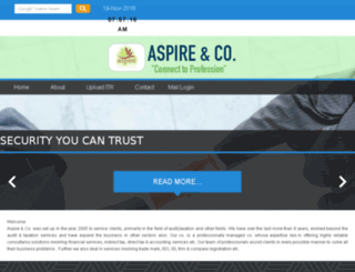 caaspire.com screenshot