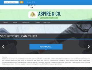caaspire.com screenshot