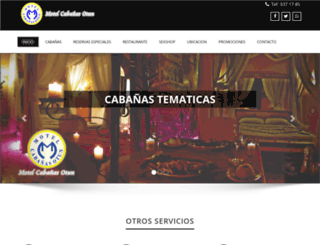 cabanasotun.com screenshot