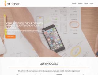 cabedge.com screenshot