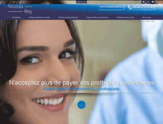 cabinet-rey.com screenshot