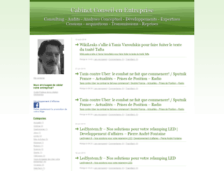 cabinetconseilentreprise.typepad.fr screenshot