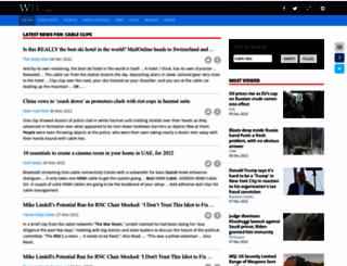 cableclips.com screenshot