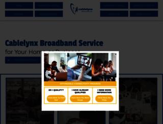 cablelynx.com screenshot