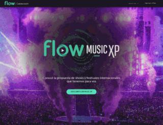 cablevisionplay.com.ar screenshot