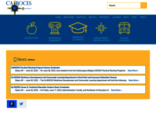 caboces.org screenshot