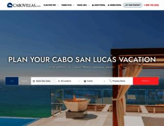 cabovillas.com screenshot
