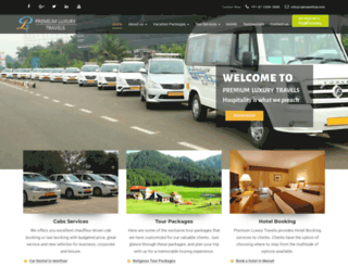 cabsamritsar.com screenshot