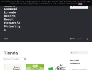 cachondeo.tomaset.com screenshot