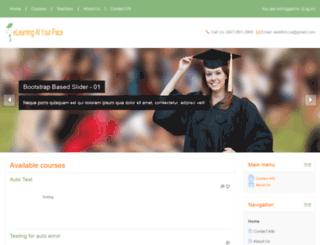 caclass.com screenshot