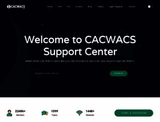 cacwacs.com screenshot