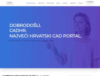 cad-hr.net screenshot