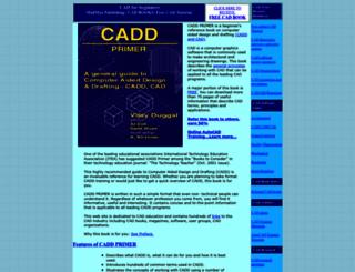 caddprimer.com screenshot