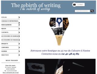 cadeaux-nantes.com screenshot