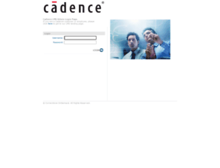 cadence.csod.com screenshot
