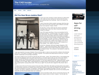 cadinsider.typepad.com screenshot