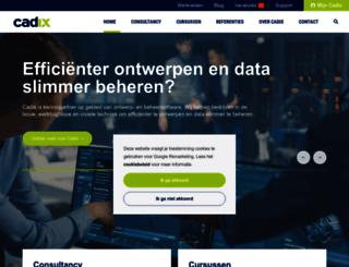 cadix.nl screenshot