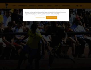 cadizcf.com screenshot