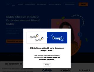 cadostore.com screenshot
