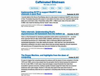 cafbit.com screenshot