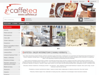 caffetea.pl screenshot