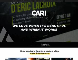 cahri.com screenshot
