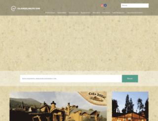 cajondelmaipo.com screenshot